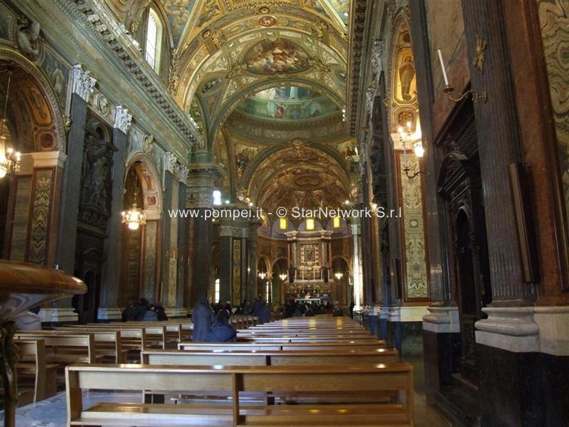 sanctuary of the  Beata Vergine del Rosario